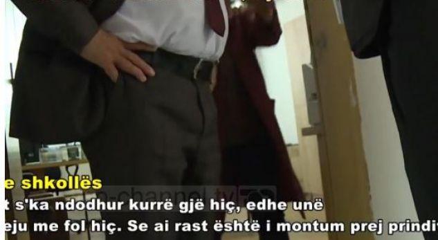 Mësuesja në Gjakovë rrah me rrip nxënësin e klasës së 6-të (VIDEO)