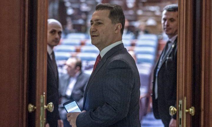 Ja çka thotë Gruevski për hetimet e reja të Prokurorisë Speciale