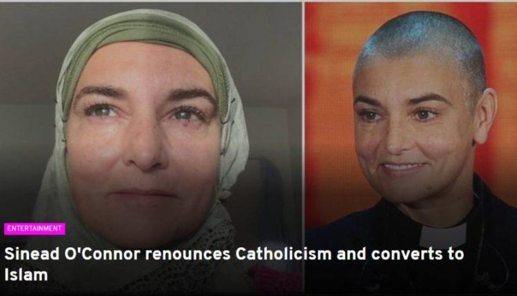 Këngëtarja e famshme heq dorë nga katolicizmi dhe konvertohet në Islam (VIDEO)