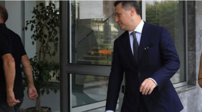 I hiqet mandati i deputetit Nikolla Gruevskit!?