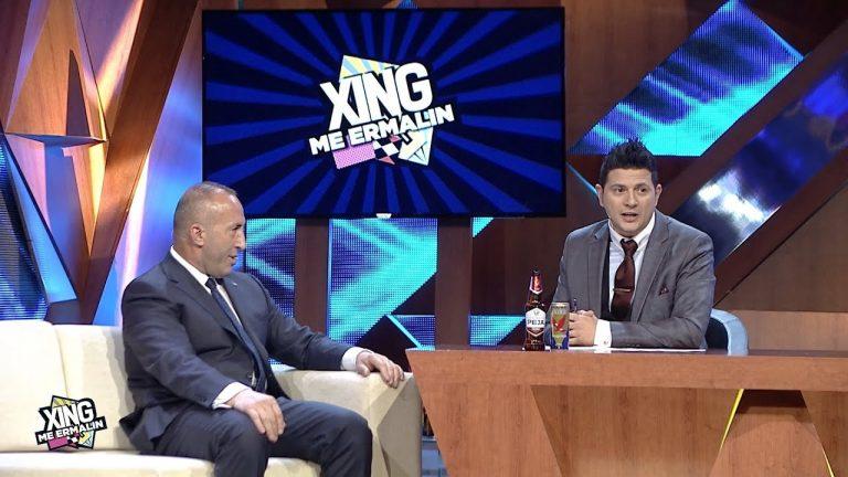 Haradinaj: Nëse bashkohet Kosova me Shqipërinë, unë jap dorëheqje