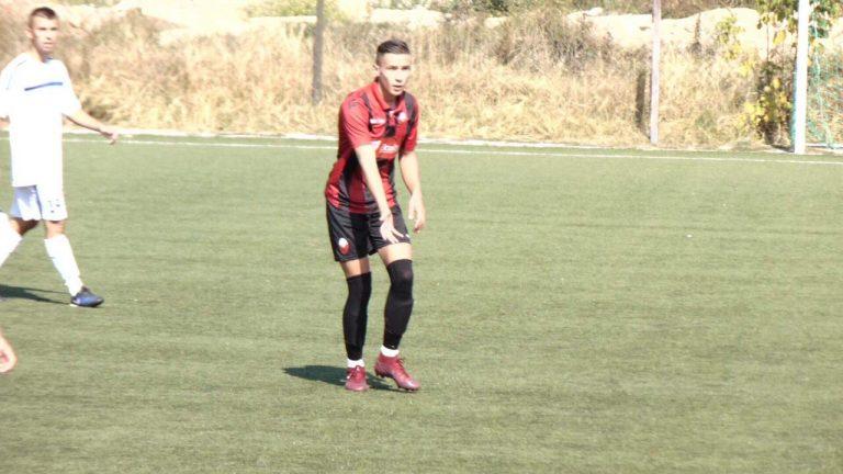 Futbollisti i talentuar Atdhe Mazari nga Dollogozhda, ftohet nga Kombëtarja e Shqipërisë (FOTO)