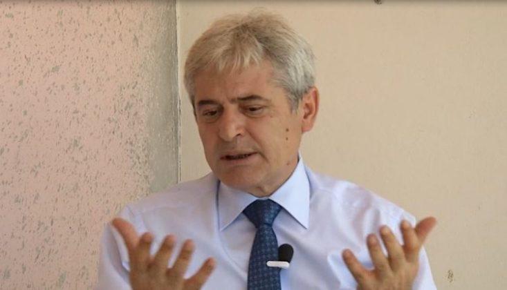 Ali Ahmeti: Komisioni për pajtim në Parlament nuk është çështje pazari