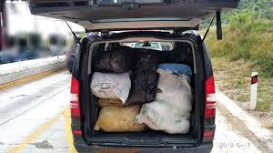 Në Qafethanë kapet furgoni i dyshuar që transportonte drogë
