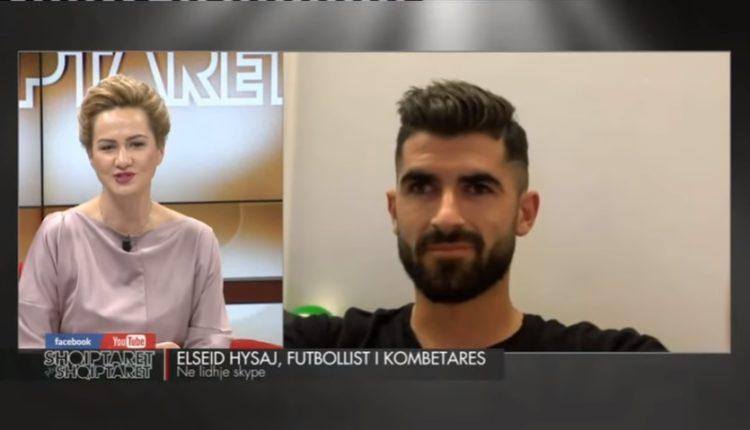 'Shqiptarët për Shqiptarët' – Elseid Hysaj ndihmon 15-vjeçarin e sëmurë (VIDEO)