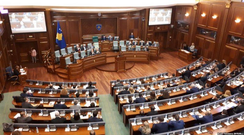 Nuk votohet rezoluta për korrigjim të kufijve të Kosovës