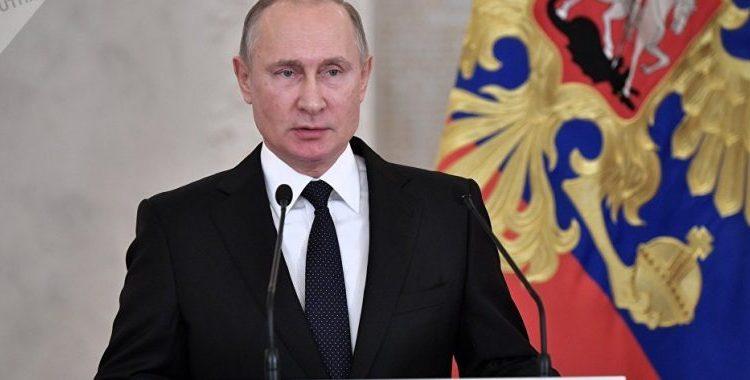 Putin uron shqiptarët për Festën e Flamurit