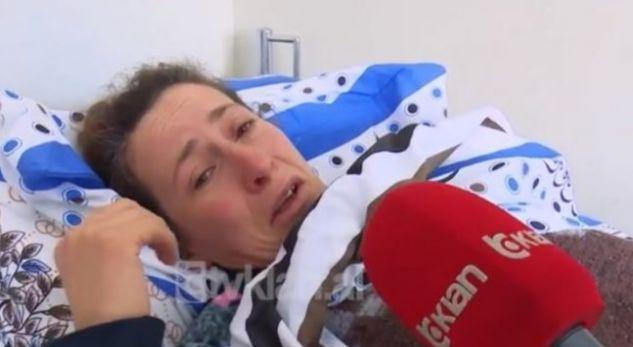Rrëfimi prekës i Linditës: Në spital erdha e sakatuar, burri më rreh prej 18 vitesh