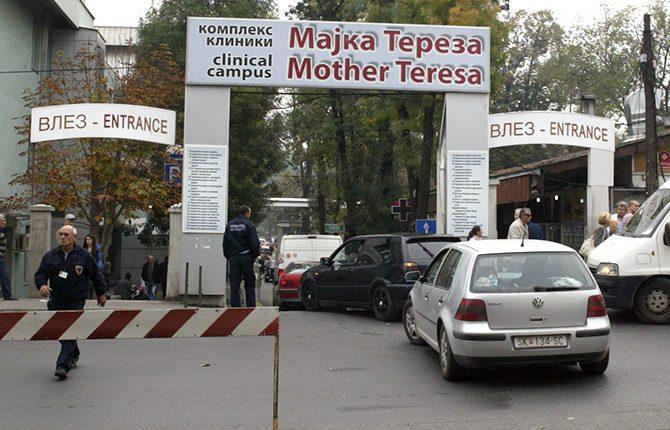 Rrihet brutalisht një motër medicinale në Shkup