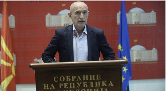 Deputeti nga Struga, Syrija Rashidi: Gjuha shqipe, jo gjuhë e 20 përqindëshit (VIDEO)