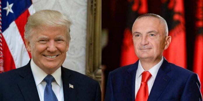 Donald Trump uron shqiptarët për ditën e Flamurit