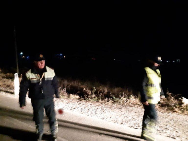 Burrë e grua humbën jetën nga aksidenti tragjik në rrugën Pogradec-Korçë (FOTO)