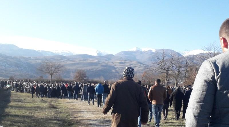 Iu dha lamtumira e fundit Inajet Istrefit nga Belica e Poshtme (FOTO)