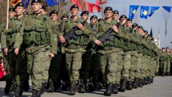 HISTORIKE/URIME KOSOVË USHTRIA E RE DARDANE