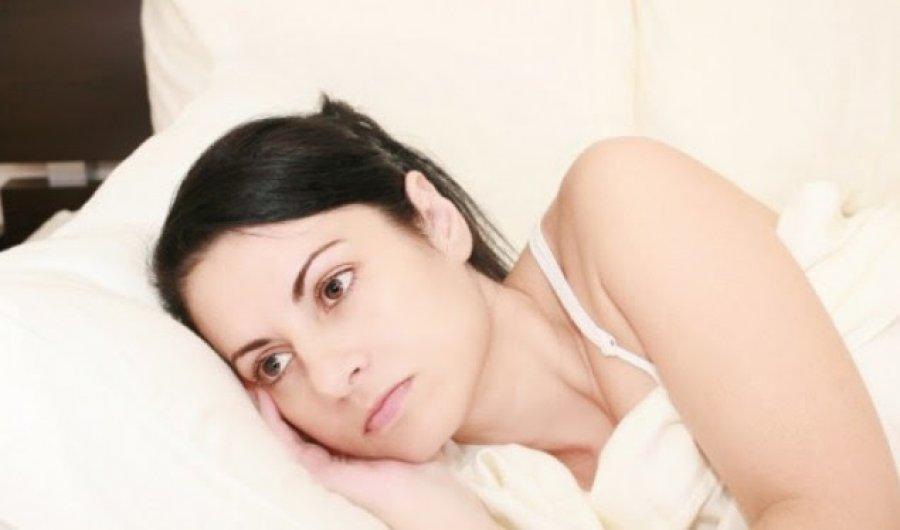 Mungesa e gjumit te shtatzënat shkakton migrenë
