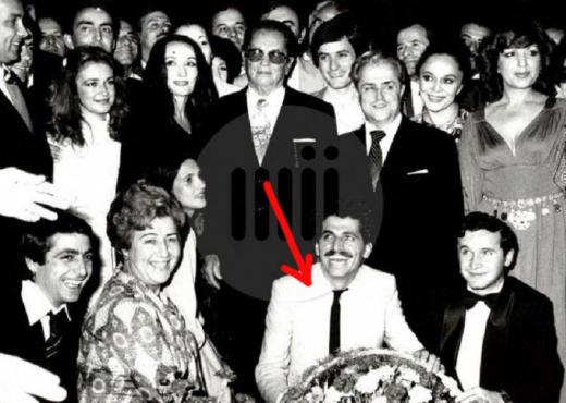 """Publikohet një foto e rrallë e Sabri Fejzullahut me """"shokun Tito"""" (FOTO)"""