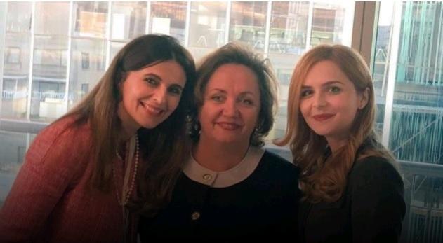 Tri ambasadoret shqiptare që përfaqësojnë tri shtete të ndryshme në Washington
