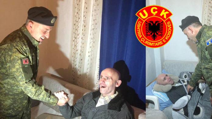 Kushte të rënda dhe me sëmundje, ish-ushtari i UÇK-së bëhet me shtëpi (VIDEO)