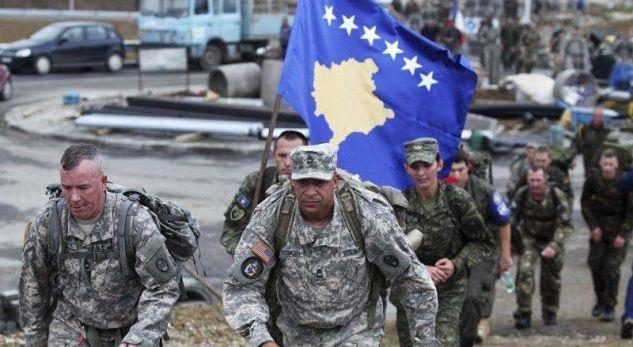 Kosova bëhet me ushtri, NATO's dhe Amerikës i shtohet një aleat në Ballkan