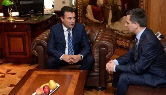 Zyrtare: Arrihet marrëveshja mes Zaevit dhe Kasamit
