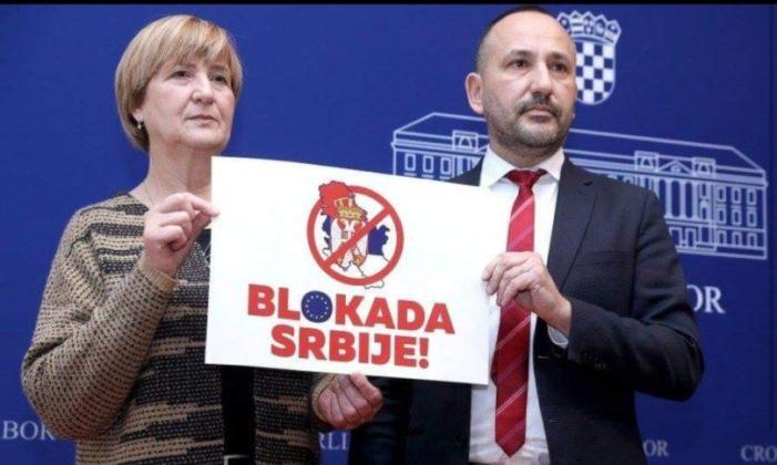 Parlamenti kroat i jep goditje të fort Serbisë: T'i ndalohet hyrja në BE derisa ta pranojë terrorin në Kroaci (VIDEO)