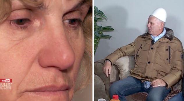 Gjermani me plis në kokë befason shqiptarët (VIDEO)