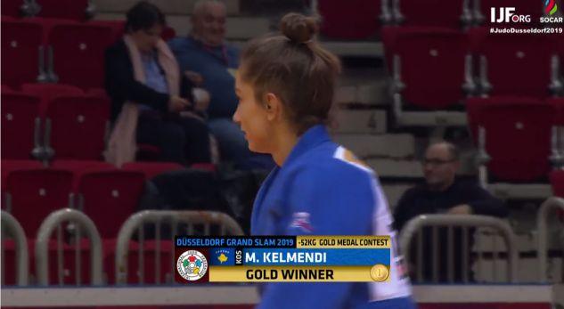 Lajmi i fundit: Majlinda Kelmendi fiton medaljen e artë në Gjermani