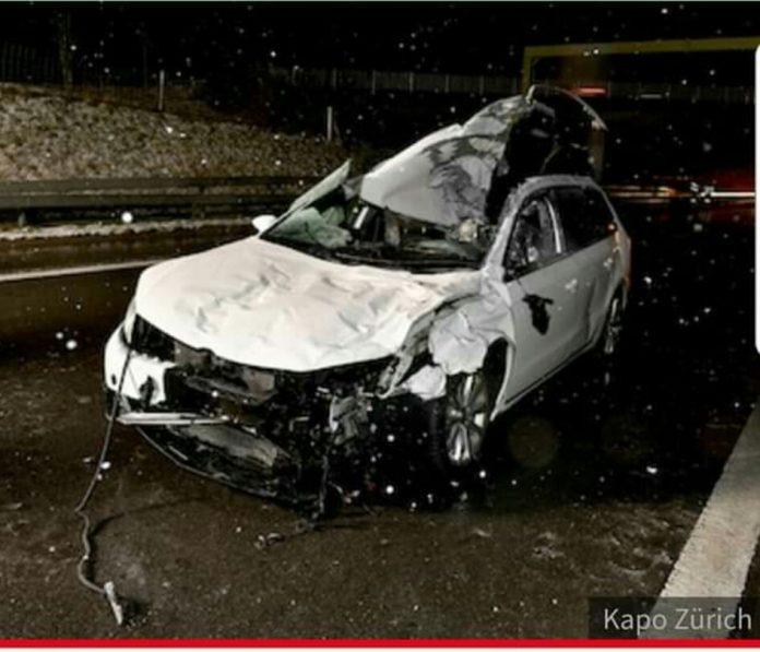 Aksident tragjik: Mërgimtari humb jetën në një aksident në Cyrih(FOTO)