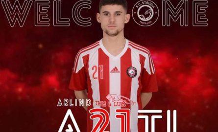 "Talenti i Shkëndijës, Arlind Aliti i bashkohet ""FC Struga-Trim&Lum"" (FOTO)"
