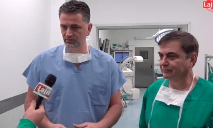 Harrojeni Turqinë, Hasani me lajme të mira për pacientet nga Maqedonia (VIDEO)