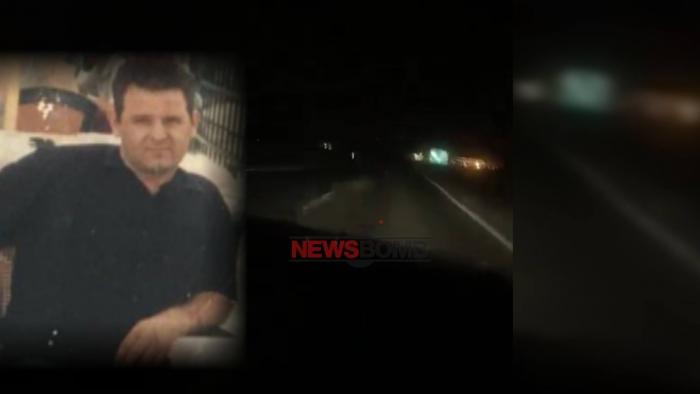 """E rëndë: Shqiptari del """"Live"""" në facebook, vdes gjatë aksidentit me makinë (VIDEO)"""
