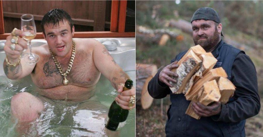 11 milion eurot e fituara në lotari i harxhoi me kokainë e prostituta, tani mban dru e qymyr (FOTO)