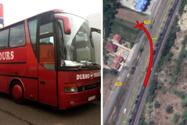 Skema 3D:Si ndodhi aksidenti tragjik në autostradën Shkup-Tetovë (VIDEO)