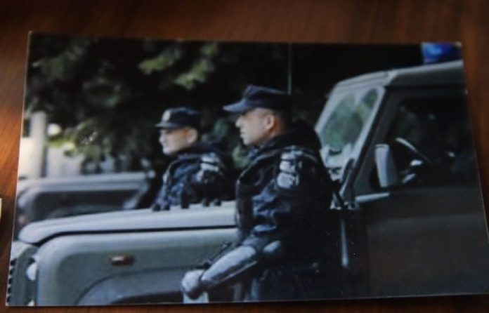 Xhandarmëria serbe patrullon edhe brenda territorit të Kosovës