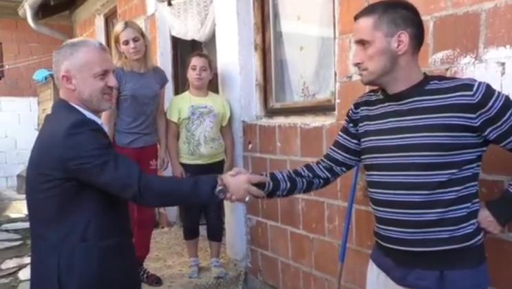 Trishtim: Ndërron jetë kryefamiljari pak ditë pasi Halil Kastrati ja ndërtoi shtëpinë e re (VIDEO)