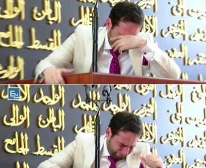 Prekëse: Elvis Naçi qan me të madhe nga kjo ligjeratë madhështore, dëgjojeni (VIDEO)