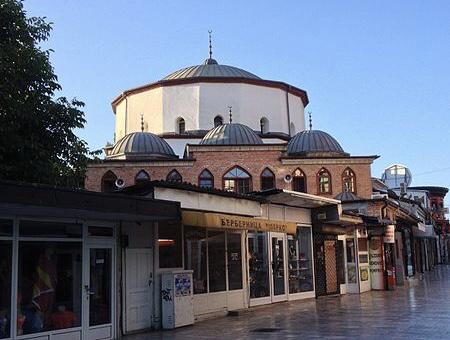 Shoqata maqedonase do të protestojë kundër ndërtimit të minares së xhamisë në Ohër