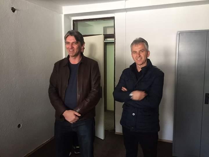 Aleanca e Strugës: Mbështetje e madhe për Blerim Rekën në Strugë, kandidatin e vetëm shqiptar
