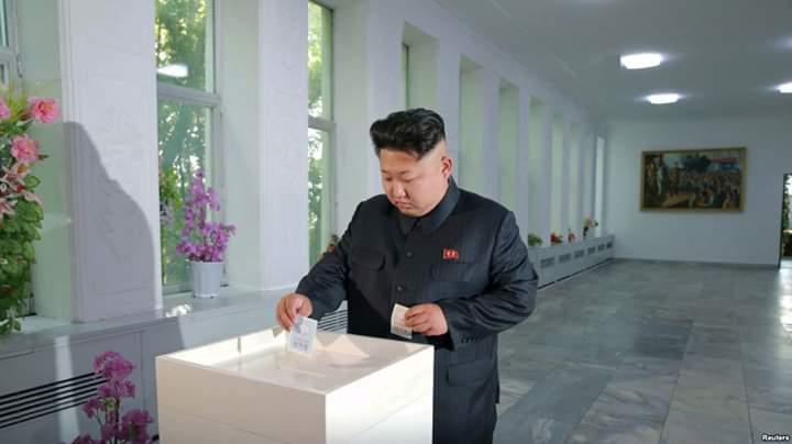 Zgjedhjet në Korenë Veriore, dalja do të jetë 100 përqind dhe rezultati unanim