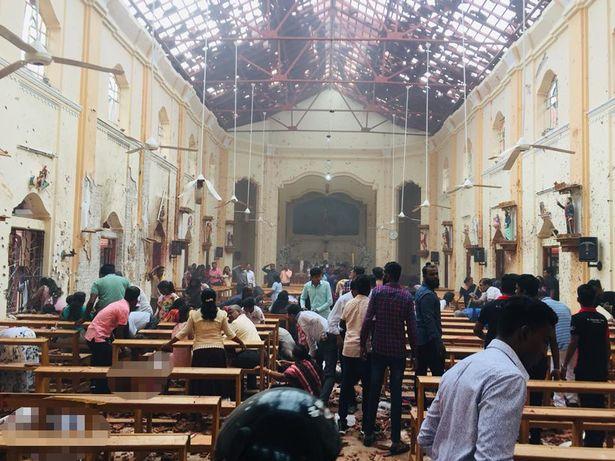 Sulmohen tre kisha dhe tre hotele në Sri Lanka, 100 të vdekur dhe afër 300 të plagosur (FOTO)