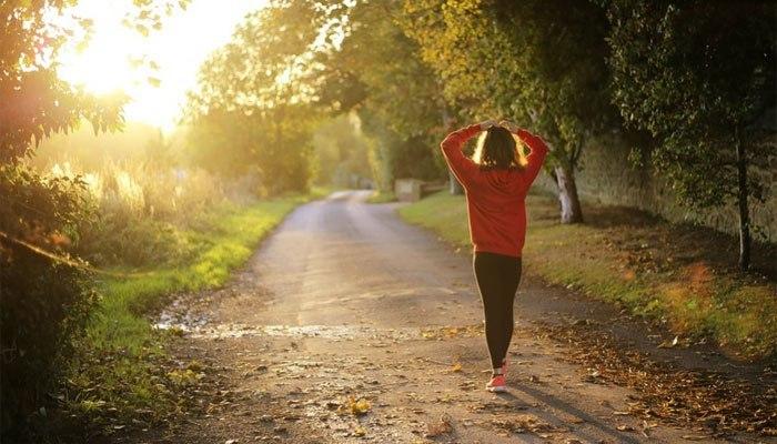 Ecja në natyrë e bën zemrën më të fortë