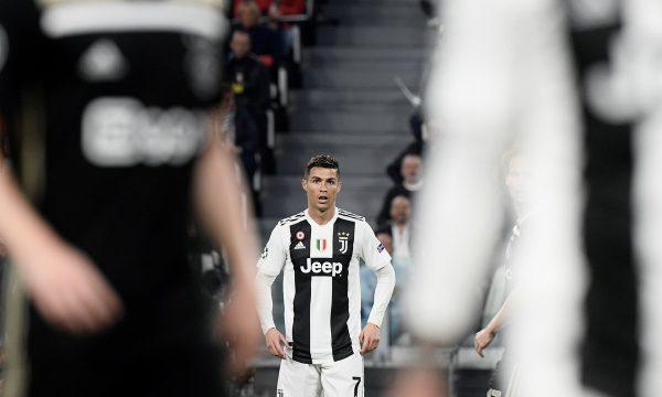 Juventusit s'i mjafton Ronaldo, Ajaxi e eliminon nga Liga e Kampionëve