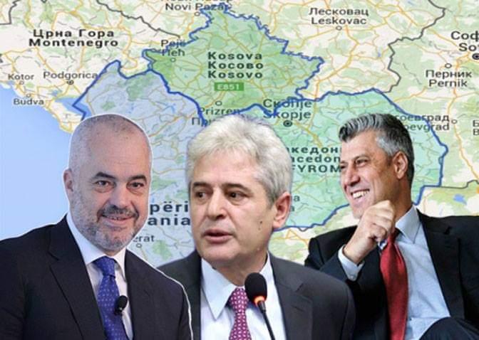 Rama, Thaçi dhe Ahmeti takim sekret në Prizren. Bashkimi kombëtarë troket në derë