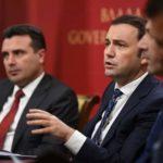 """Për """"spastrimet"""" në Qeveri, Osmani i përgjigjet Zaevit: Për funksionarët shqiptarë vendos Ahmeti"""