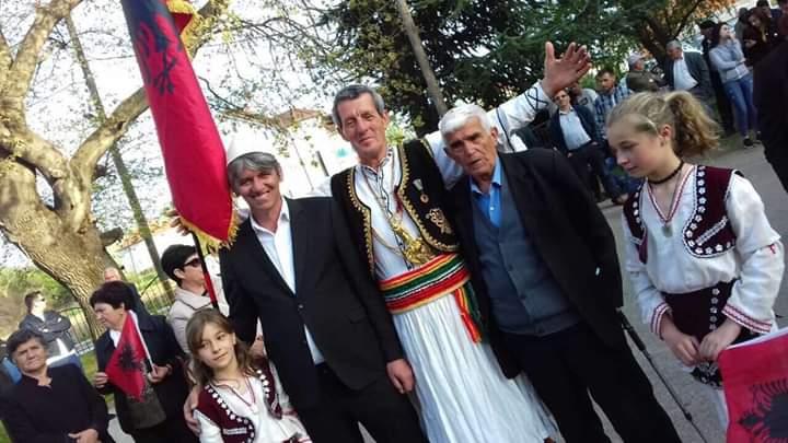 Ziadin Sela: Me kënaqësi pritëm në Livadhi vëllezërit tanë arbëreshë