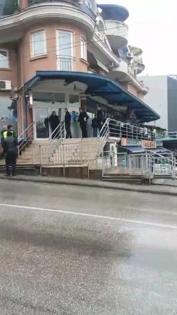 Lajmi fundit: Vidhet banka në Shkup (VIDEO)