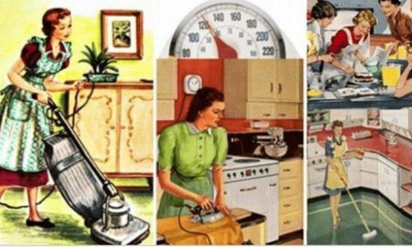 A keni menduar ndonjëherë për kaloritë që digjni kur pastroni shtëpinë?