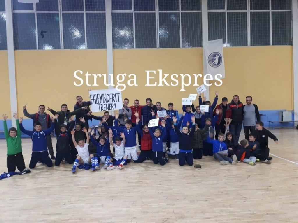 """""""Fc Young Team"""" -Strugë dhe Seit Kreka është kampioni që """"shpartalloi"""" çdo ekip në """"Hedis Kup"""""""