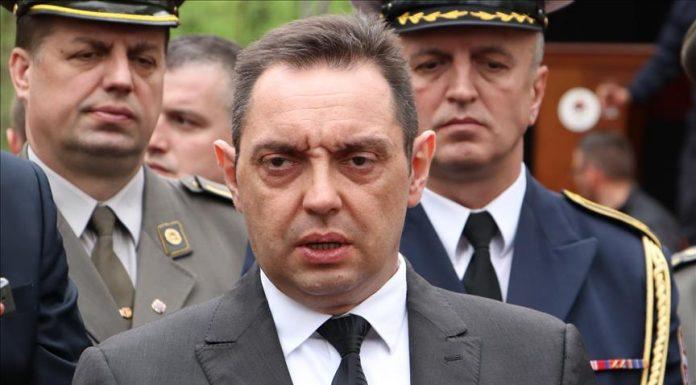 Aleksandar Vulin: Kam frikë se Shqipëria e Madhe do të vjen deri në Serbinë qendrore