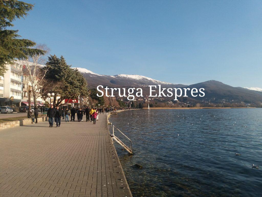 Turisti nga Serbia bie nga terasa e hotelit në Ohër, pëson plagë të rënda dhe përfundon në spitalin e Shkupit